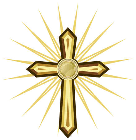 orthodox: Golden cross