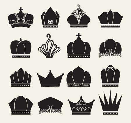 corona reina: corona colección