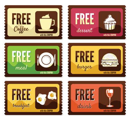 coupon: Kostenlose Etiketten