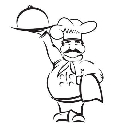 italian man: Chef
