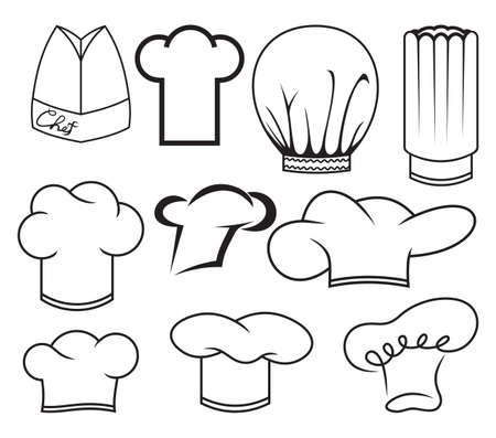 master chef: chef hat collection