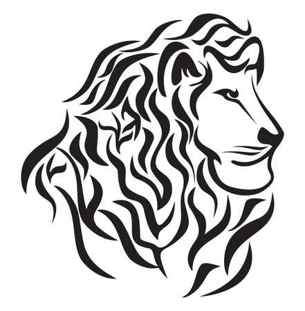 Lion Stock Vector - 18419440