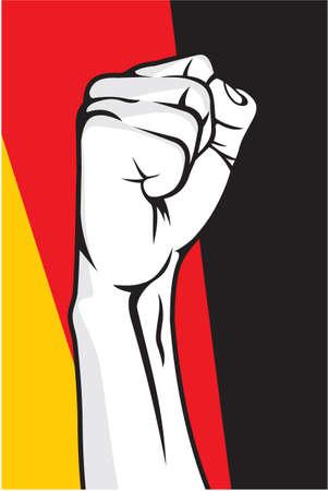 Germany fist
