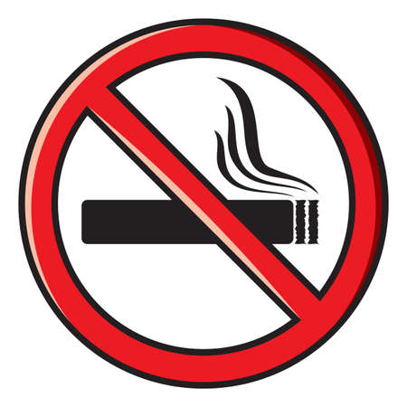 no smoking: no smoking sign