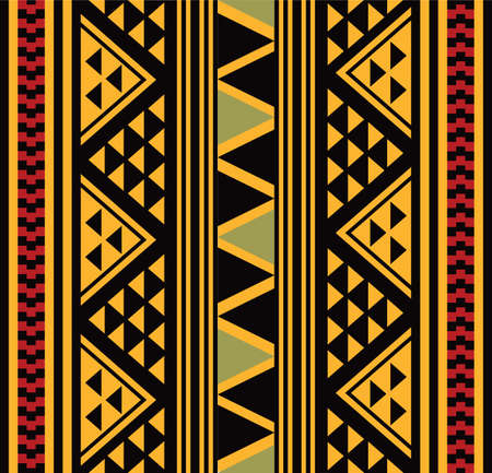 african fabric: African pattern