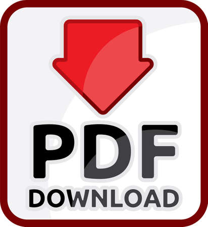 pdf: Pdf download web icon