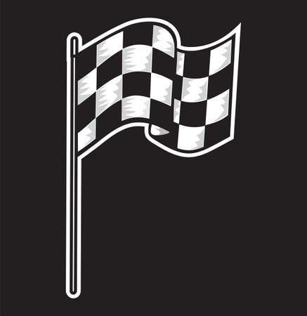 rallying: Carrera de bandera