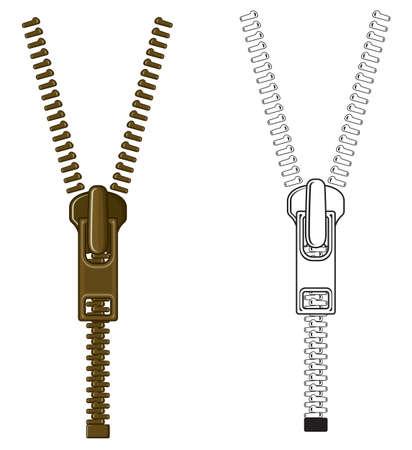 zipper: zipper
