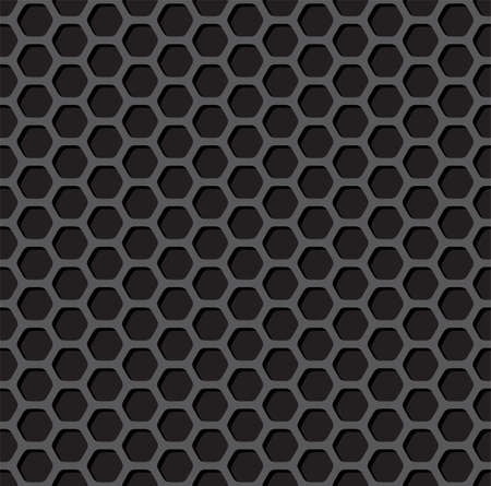steel mesh: grid seamless background