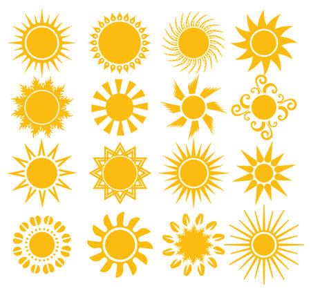 suns: suns - elements for design
