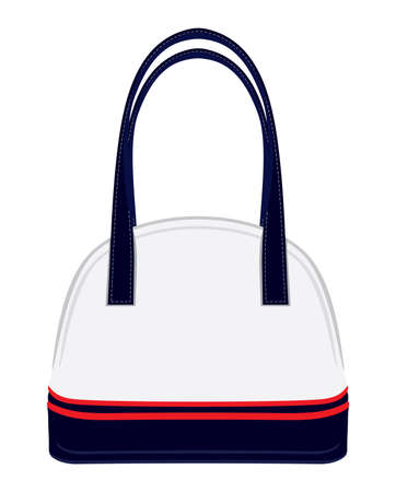 Woman bag Vector