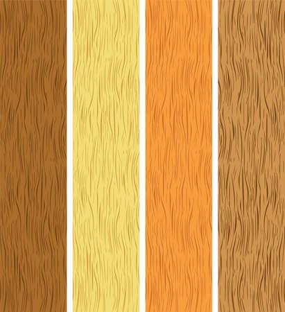 mahogany: set of wood textures