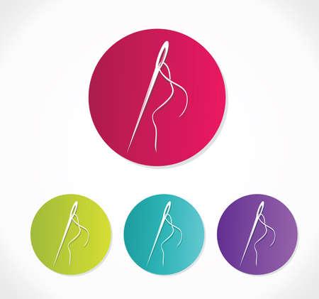 needlecraft: Needle icon