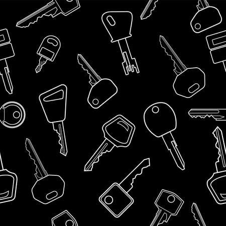 passkey: Key pattern