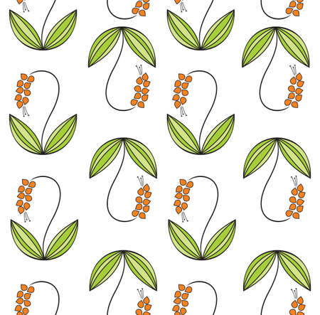 Flower pattern Stock Vector - 19159303