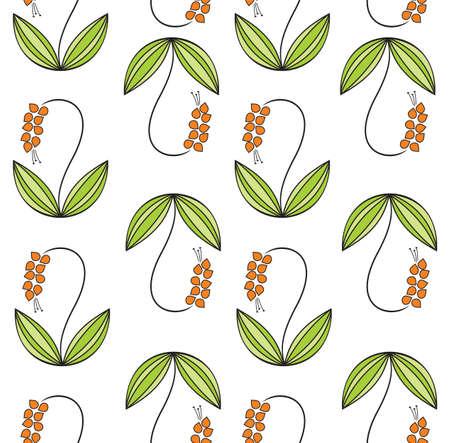Flower pattern Stock Vector - 19159303