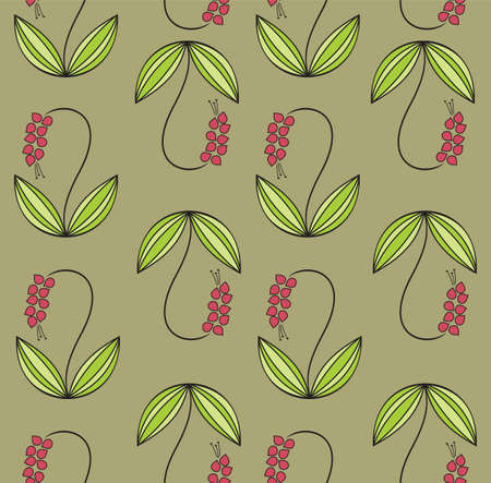 Flower pattern Stock Vector - 19193564