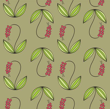 Flower pattern Stock Vector - 19193564