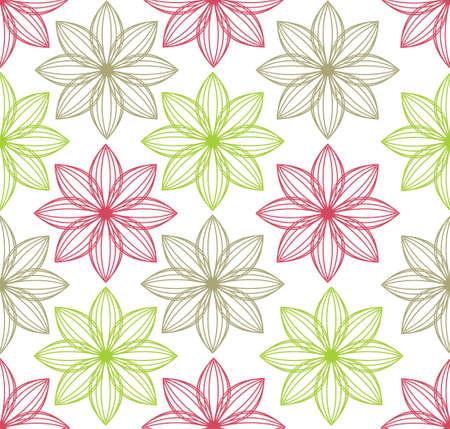 Flower pattern Stock Vector - 19221970