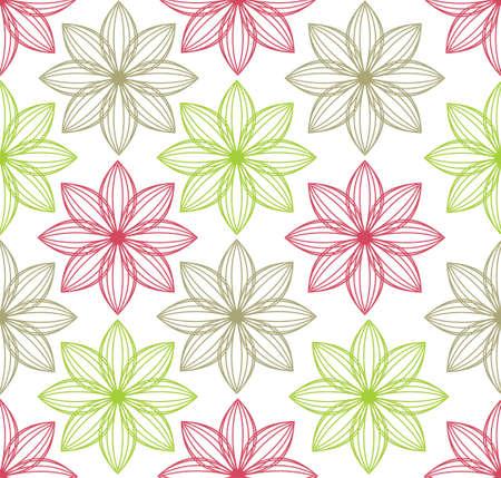 Flower pattern Stock Vector - 19221970