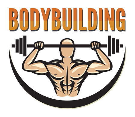 Bodybuilder Stock Vector - 19221962