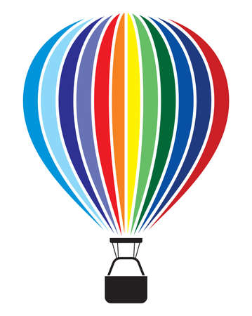 hot air: air balloon