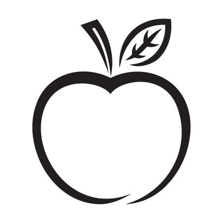 apple: Apple Icon