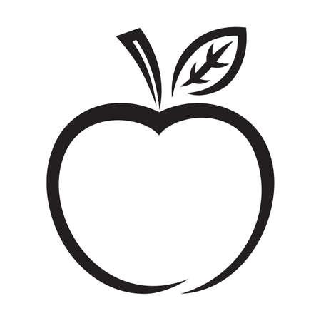 ripened: Apple Icon