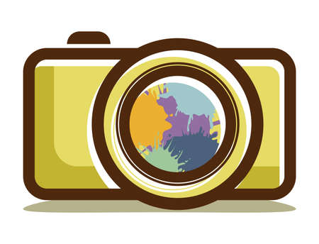 camera icon Stock Vector - 20504301