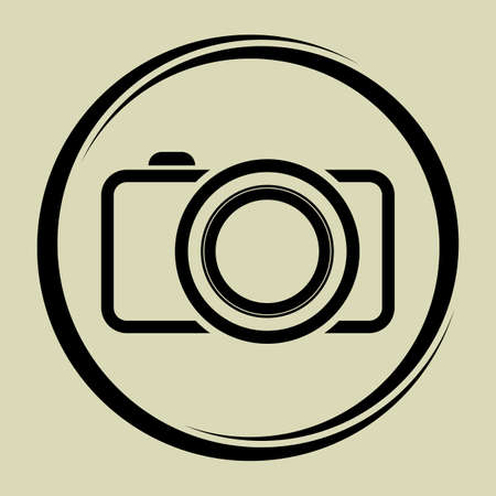 Camera Icon Stock Vector - 20504249