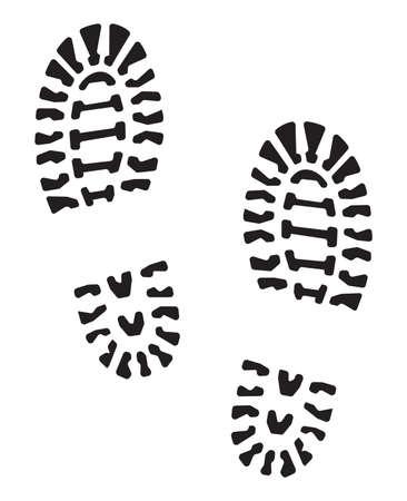 plantas de los pies zapatos de impresi?n - zapatillas de deporte