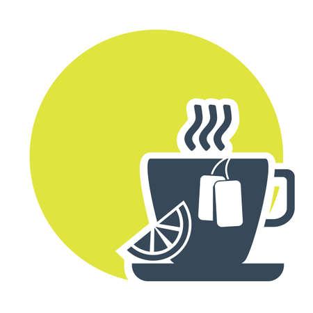 teabag: Cup of tea