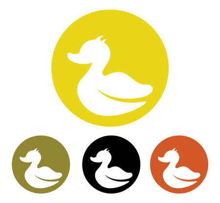 ducky: Duck icon