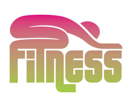 health symbols metaphors: fitness sign