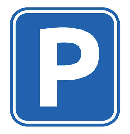 Parking Sign Stock Vector - 22362956