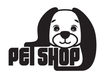 pet shop: pet shop sign