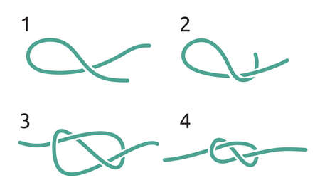 How to make rope Vector