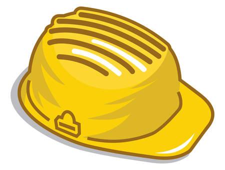 construction helmet - under construction sign Stock Vector - 22363171