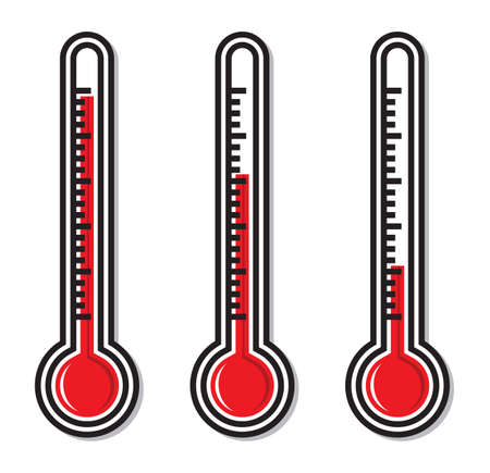 coldness: Thermometer