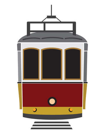 tramway: Lisbon tramway