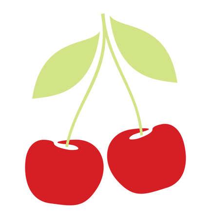cherry berries icon
