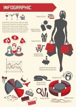 infogaphics: Fashion infographic