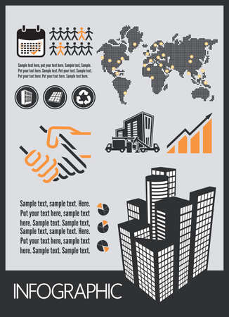 Construction infographic