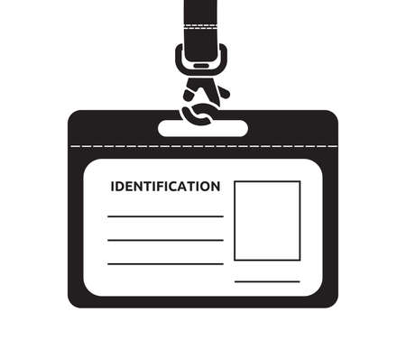 access card: identification card