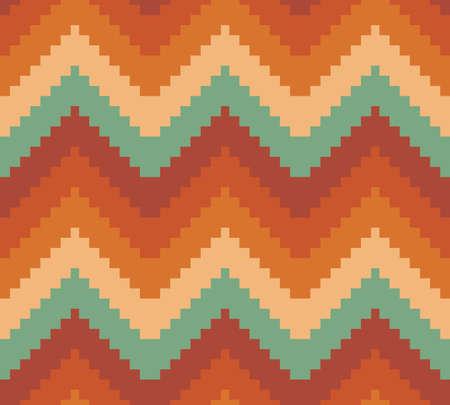 zag: Seamless modern chevron zig zag pattern background