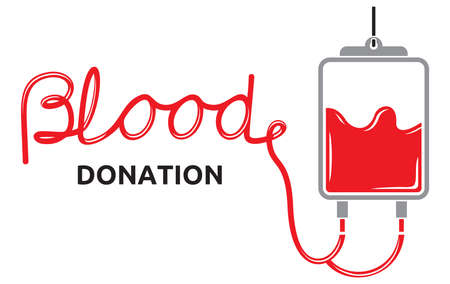 donating: blood donation