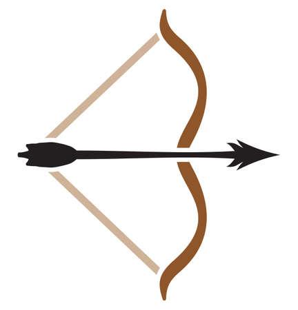 arco y flecha: arco y flecha