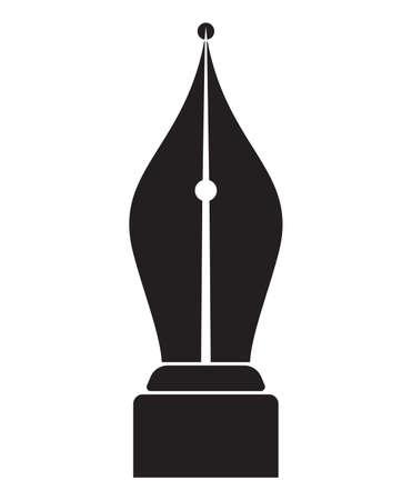 Füllfederhalter Symbol