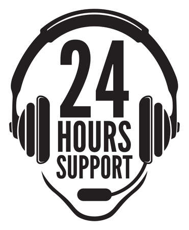 24 hours support Vector