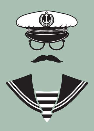 mariner: Navy captain